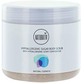 Naturativ Body Care Hypoallergenic cukros peeling testre  500 ml