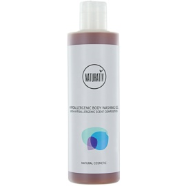 Naturativ Body Care Hypoallergenic Duschgel regeneriert die Hautbarriere  280 ml