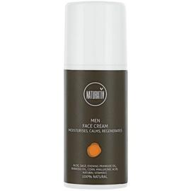 Naturativ Men  regenerierende Creme mit feuchtigkeitsspendender Wirkung  50 ml