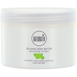 Naturativ Body Care Relaxing Body Butter With Smoothing Effect  250 ml