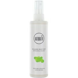 Naturativ Body Care Relaxing milchiger Sprühnebel zur Feuchtigkeitsversorgung und zum Glätten der Haut  125 ml