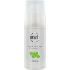 Naturativ Body Care Relaxing feuchtigkeitsspendende Creme für die Hände  100 ml