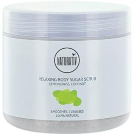 Naturativ Body Care Relaxing cukrový peeling na telo  500 ml