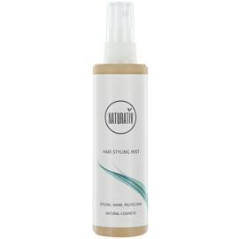 Naturativ Hair Care Shine&Protection Sprühnebel zum Glätten und problemlosen Stylen der Haare  125 ml
