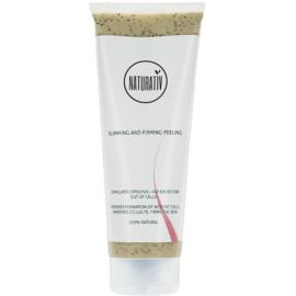 Naturativ Body Care Slimming and Firming tělový peeling proti celulitidě s hydratačním účinkem  250 ml