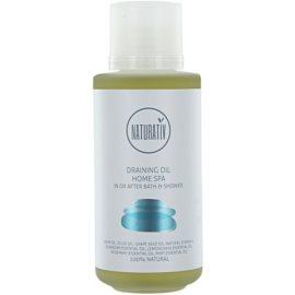 Naturativ Body Care Home Spa sprchový a koupelový olej proti celulitidě  125 ml
