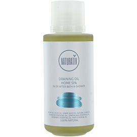 Naturativ Body Care Home Spa sprchový a kúpeľový olej proti celulitíde  125 ml
