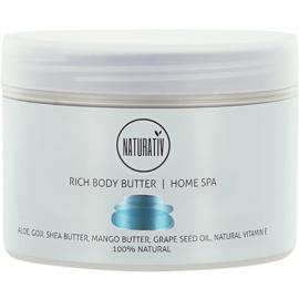 Naturativ Body Care Home Spa hranilno maslo za telo  250 ml