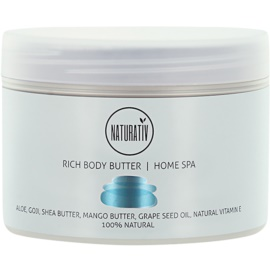 Naturativ Body Care Home Spa unt de corp hranitor  250 ml