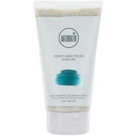 Naturativ Body Care Home Spa krémový peeling na ruce  150 ml