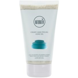 Naturativ Body Care Home Spa Peelingcreme für die Hände  150 ml