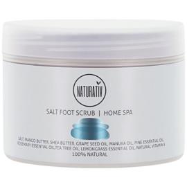 Naturativ Body Care Home Spa solný peeling na nohy  250 ml