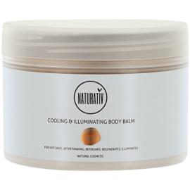 Naturativ Sun Care Sun Fun Loção corporal iluminadora com efeito resfrescante  250 ml
