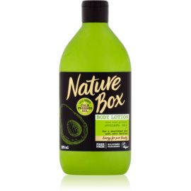 Nature Box Avocado hranilni losjon za telo  385 ml