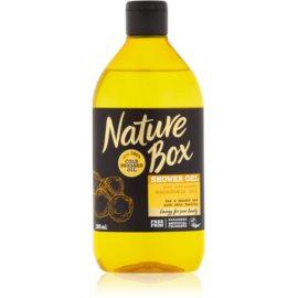 Nature Box Macadamia jemný sprchový gel  385 ml
