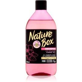 Nature Box Almond objemový šampon pro hustotu vlasů  385 ml