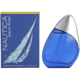 Nautica Aqua Rush Eau de Toilette für Herren 50 ml