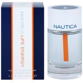 Nautica Life Energy Eau de Toilette für Herren 50 ml