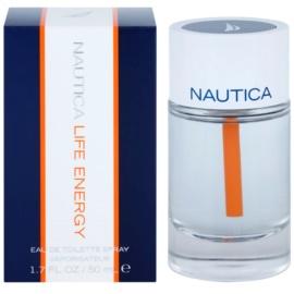 Nautica Life Energy Eau de Toilette for Men 50 ml