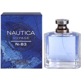Nautica Voyage N-83 toaletna voda za moške 100 ml