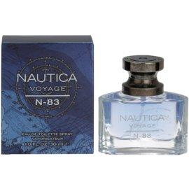 Nautica Voyage N-83 eau de toilette pour homme 30 ml