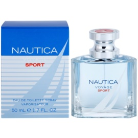 Nautica Voyage Sport Eau de Toilette für Herren 50 ml