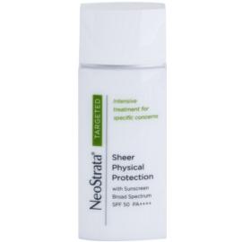 NeoStrata Targeted Treatment минерален защитен флуид за лице SPF 50  50 мл.