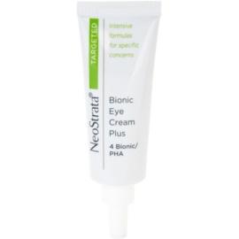 NeoStrata Targeted Treatment szemkrém a duzzanatokra és a sötét karikákra (Bionic Eye Cream Plus 4 Bionic/PHA ) 15 g