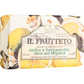 Nesti Dante Il Frutteto Citron and Bergamot Natural Soap  250 g