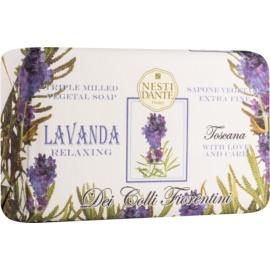 Nesti Dante Dei Colli Fiorentini Lavender Relaxing Natural Soap  250 g