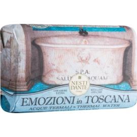 Nesti Dante Emozioni in Toscana Thermal Water naravno milo  250 g
