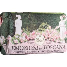 Nesti Dante Emozioni in Toscana Garden in Bloom Natural Soap  250 g
