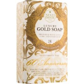 Nesti Dante 60th Anniversary Gold Leaf Luxusseife  250 g