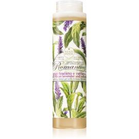 Nesti Dante Romantica Wild Tuscan Lavender and Verbena nežni gel za prhanje  300 ml