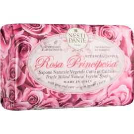 Nesti Dante Rose Principessa натуральне мило  150 гр