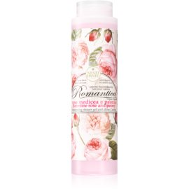 Nesti Dante Romantica Florentine Rose and Peony sprchový gel a bublinková koupel  300 ml