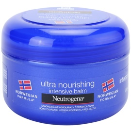 Neutrogena Norwegian Formula® Ultra Nourishing bálsamo intensivo ultra nutritivo  200 ml