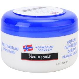 Neutrogena Norwegian Formula® Deep Moisture hloubkově hydratační balzám pro suchou pokožku  200 ml