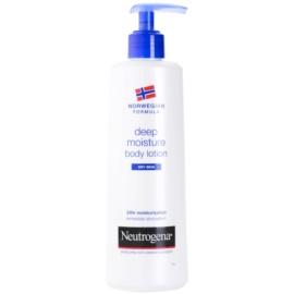 Neutrogena Norwegian Formula® Deep Moisture Feuchtigkeitsspendende Bodymilk mit Tiefenwirkung für trockene Haut  250 ml