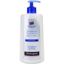 Neutrogena Norwegian Formula® Deep Moisture Feuchtigkeitsspendende Bodymilk mit Tiefenwirkung für trockene Haut  400 ml