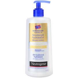 Neutrogena Norwegian Formula® Deep Moisture Deep Moisturizing Body Lotion With Oil  250 ml