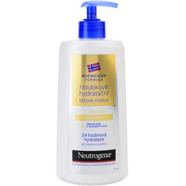 Neutrogena Norwegian Formula® Deep Moisture Deep Moisturizing Body Lotion With Oil  400 ml