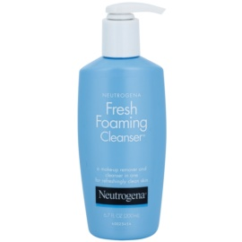 Neutrogena Face Care čisticí pěna 2v1  200 ml