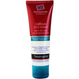 Neutrogena Norwegian Formula® Intense Repair crema de pies antidurezas  50 ml