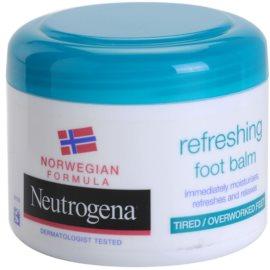 Neutrogena Foot Care osvěžující balzám na nohy  100 ml