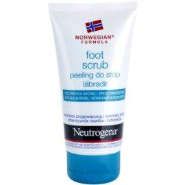 Neutrogena Foot Care peeling na nohy  75 ml