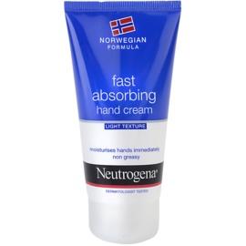 Neutrogena Hand Care crema de manos rápida absorción   75 ml