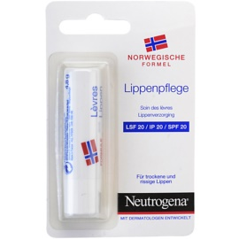Neutrogena Lip Care balzám na rty SPF 20  4,8 g