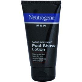 Neutrogena Men After Shave Balsam mit feuchtigkeitsspendender Wirkung  73 ml