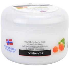 Neutrogena NordicBerry поживний бальзам для тіла для сухої шкіри  200 мл
